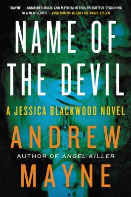 Cover image for Name of the Devil : a Jessica Blackwood novel