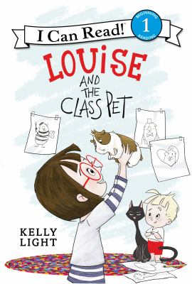 Cover image for Louise and the class pet
