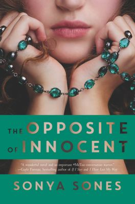 Cover image for The opposite of innocent