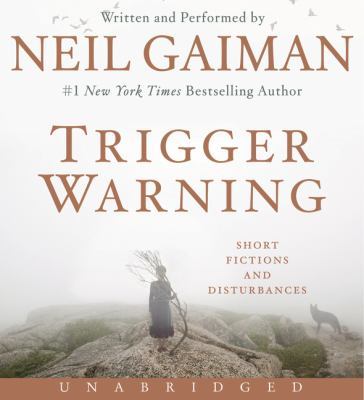 Cover image for Trigger warning short fictions and disturbances