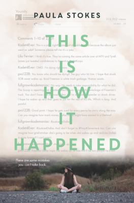 Cover image for This is how it happened