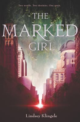 Cover image for The marked girl
