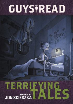 Cover image for Terrifying tales