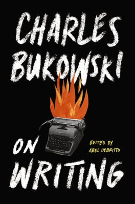 Cover image for On writing