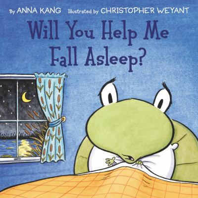 Cover image for Will you help me fall asleep?