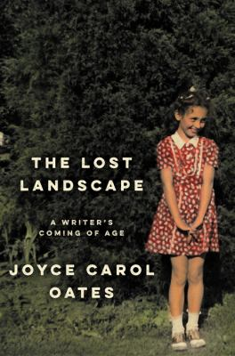Cover image for The lost landscape : a writer's coming of age