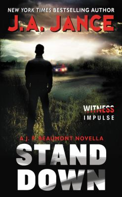 Cover image for Stand down : a J.P. Beaumont novella