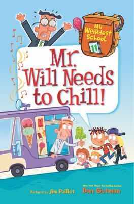 Cover image for Mr. Will needs to chill!