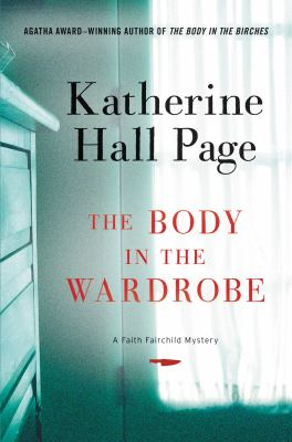 Cover image for The body in the wardrobe