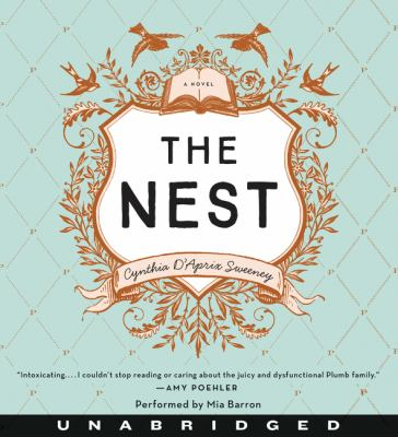 Cover image for The nest a novel