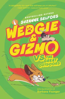 Cover image for Wedgie & Gizmo vs. the great outdoors