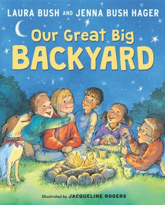 Cover image for Our great big backyard