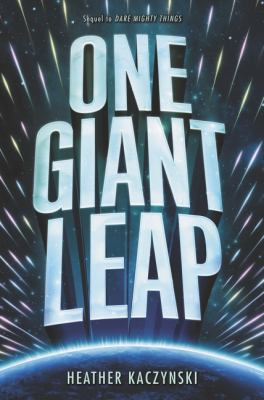 Cover image for One giant leap