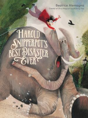Cover image for Harold Snipperpot's best disaster ever