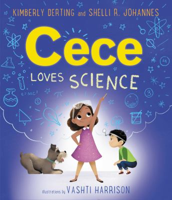 Cover image for Cece loves science