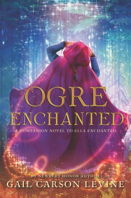 Cover image for Ogre enchanted