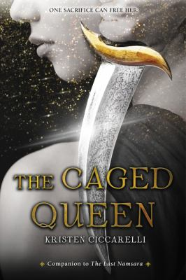 Cover image for The caged queen