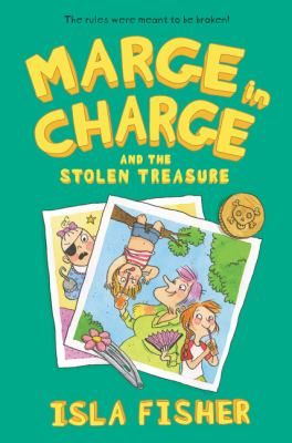 Cover image for Marge in charge and the stolen treasure