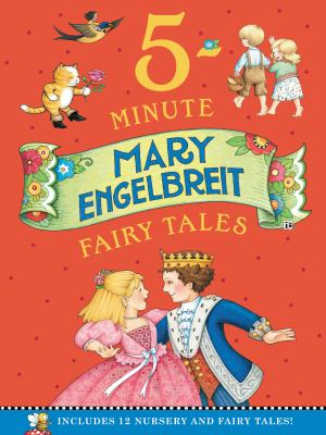 Cover image for 5-minute Mary Engelbreit fairy tales.