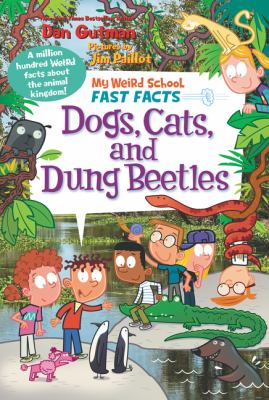 Cover image for Dogs, cats and dung beetles