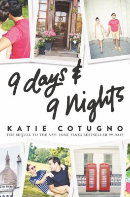 Cover image for 9 days & 9 nights