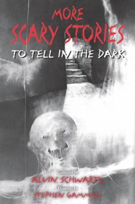 Cover image for More scary stories to tell in the dark
