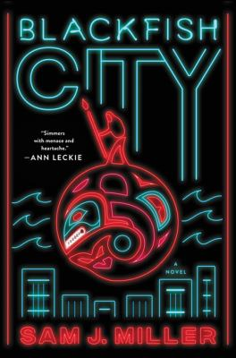 Cover image for Blackfish City