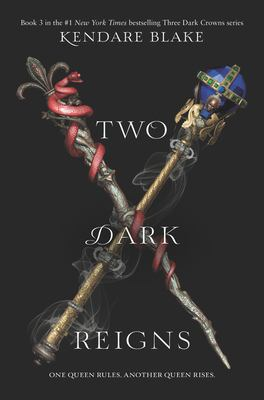 Cover image for Two dark reigns