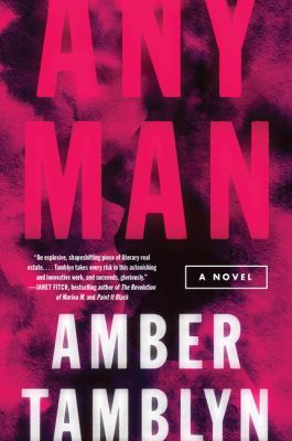Cover image for Any man : a novel