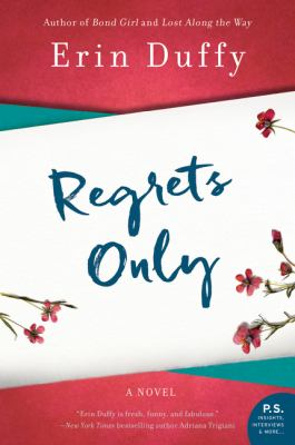 Cover image for Regrets only : a novel