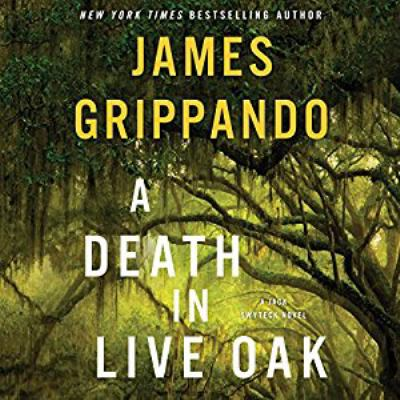 Cover image for A death in Live Oak