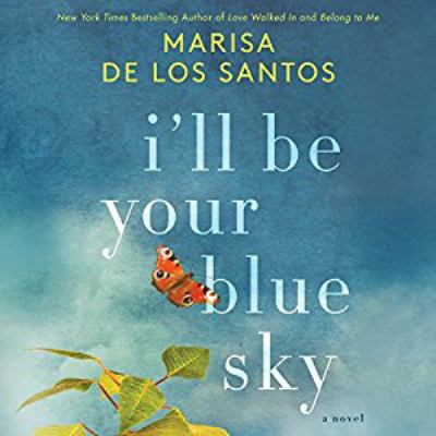 Cover image for I'll be your blue sky : a novel