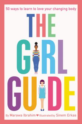 Cover image for The girl guide