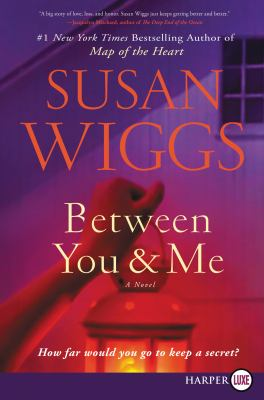 Cover image for Between you & me : a novel