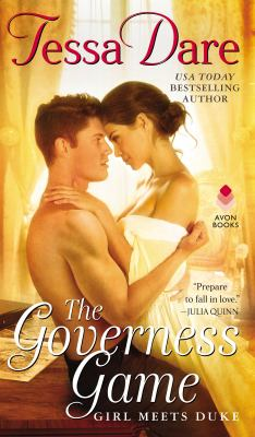 Cover image for The governess game