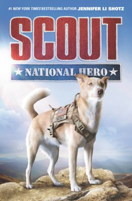 Cover image for Scout : national hero