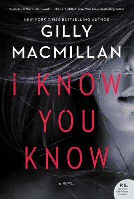 Cover image for I know you know : a novel