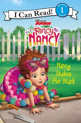Cover image for Nancy makes her mark
