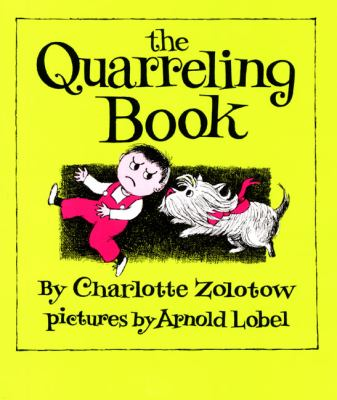 Cover image for The quarreling book