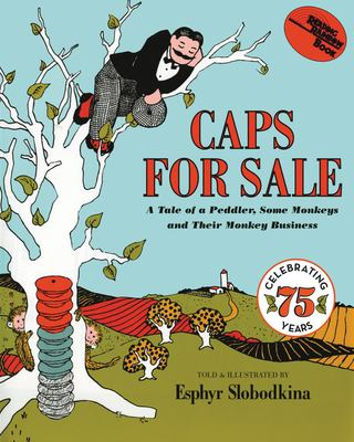 Cover image for Caps for sale