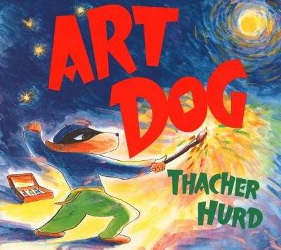 Cover image for Art dog