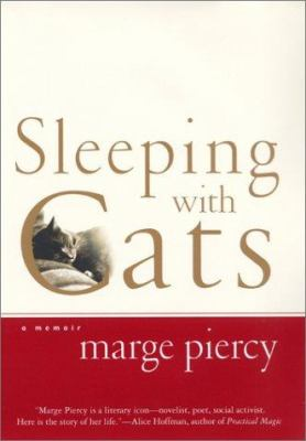 Cover image for Sleeping with cats : a memoir