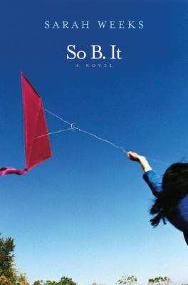Cover image for So B. It
