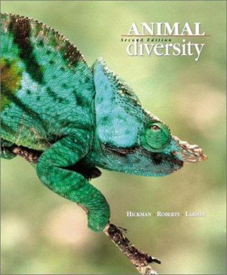 Cover image for Animal diversity