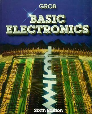 Cover image for Basic electronics
