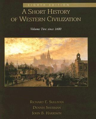 Cover image for A short history of Western civilization