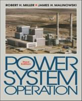 Cover image for Power system operation