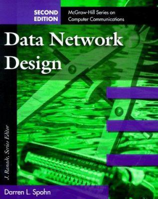 Cover image for Data network design