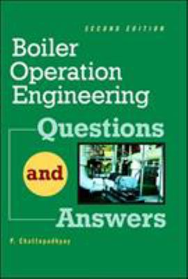 Cover image for Boiler operation engineering : questions and answers