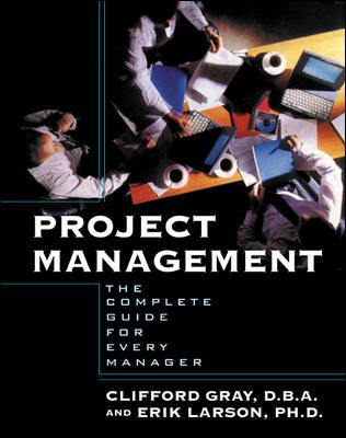 Cover image for Project management : the complete guide for every manager